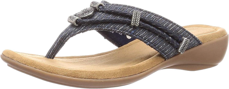 Silverthorne Thong Sandal