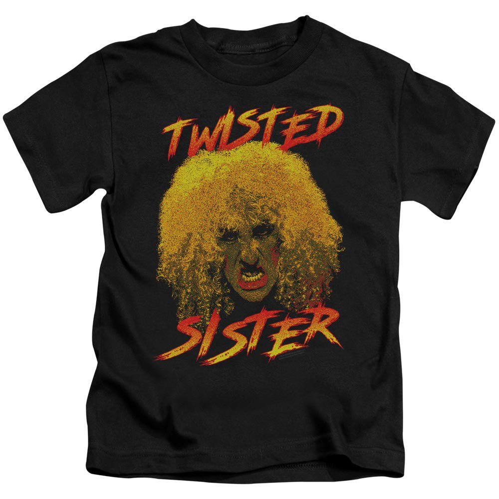 A E Designs Twisted Sister T Shirt Dee Snider Black Tee