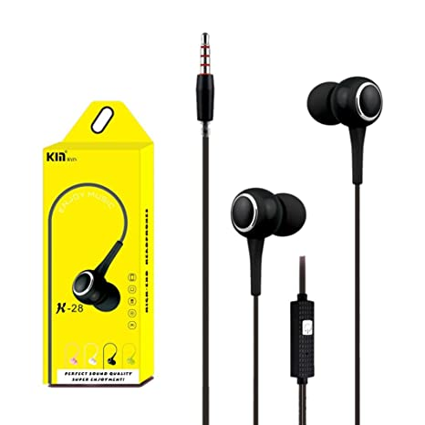 Review AutumnFall Universal 3.5mm In-Ear