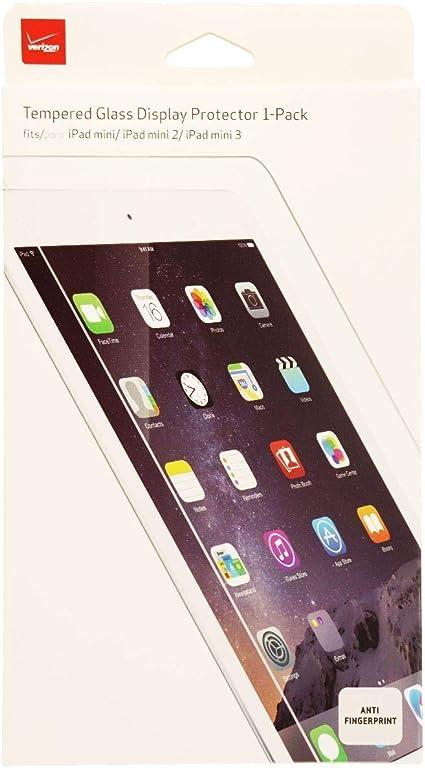 Verizon Tempered Glass Protector for iPad Mini Ipad Mini 3 iPad Mini 2