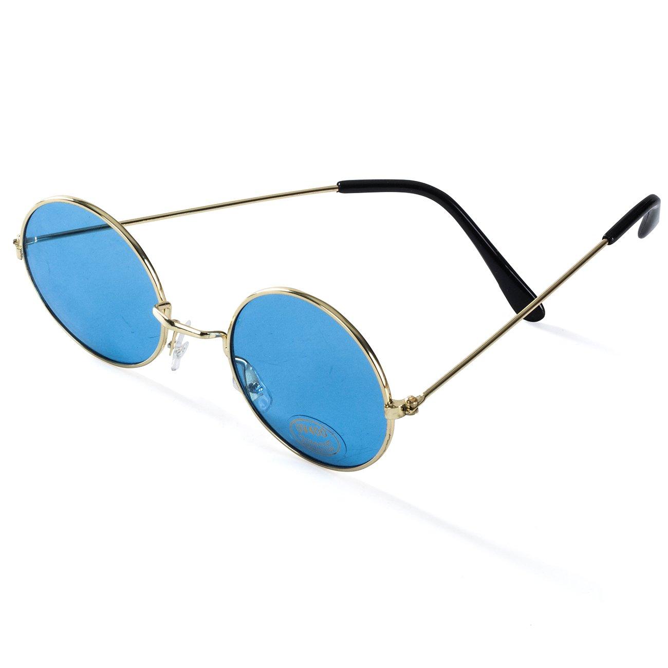 2 Pack Retro Costume Glasses Costume Glasses Hippie Sunglasses Tigerdoe John Lennon Glasses John Lennon Sunglasses