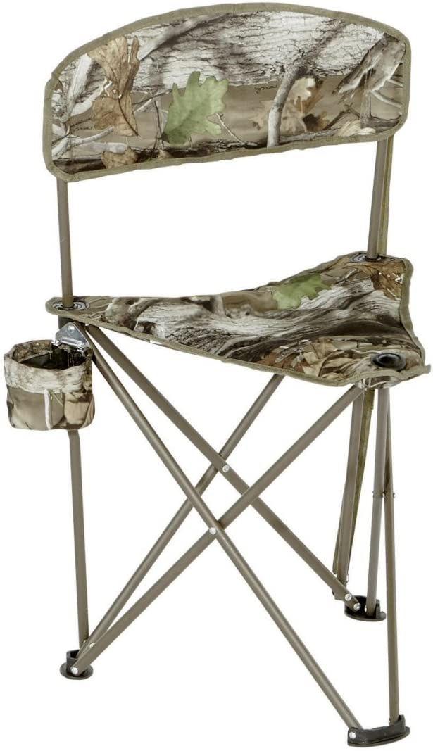 Mac Sports Chair Foldable 17.7 L X 22 W X 31.3 H Camouflage