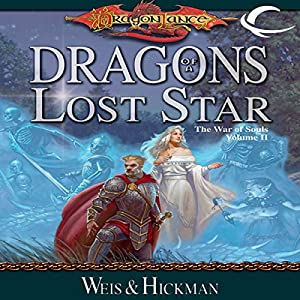 Dragons of a Lost Star Audiobook