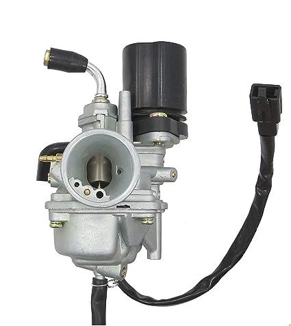amazon com: carburetor for dinli 50cc 90cc 110cc dino jp beast helix dl603  atv quad carb: automotive