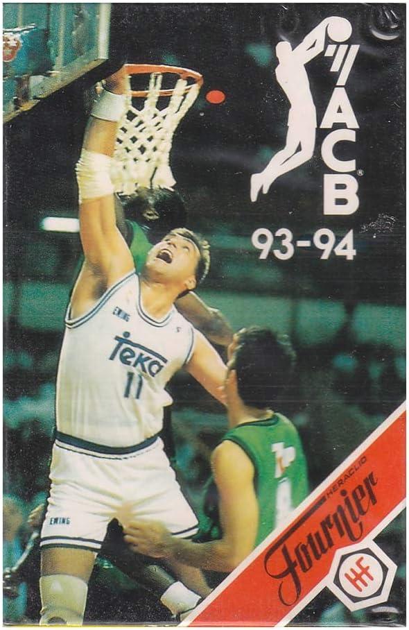 Naipes Heraclio Fournier Juego de Cartas ACB 93-94 Baloncesto ...
