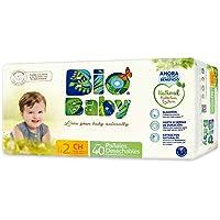 Bio Baby Pañales, Talla Chica/2, 160 Pañales