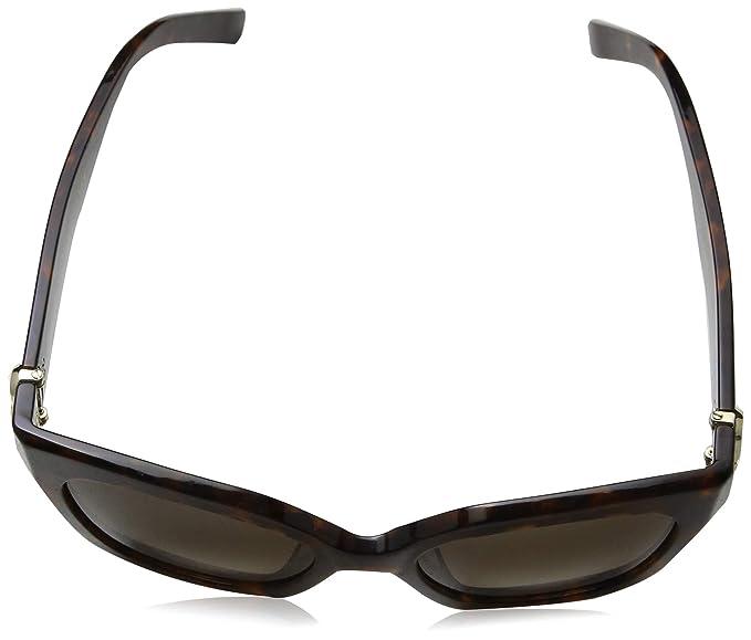 97d03c586b0 Marc Jacobs Marc 182 S HA 086 52 Montures de lunettes Marron (Dark Havana BRWN  SF)