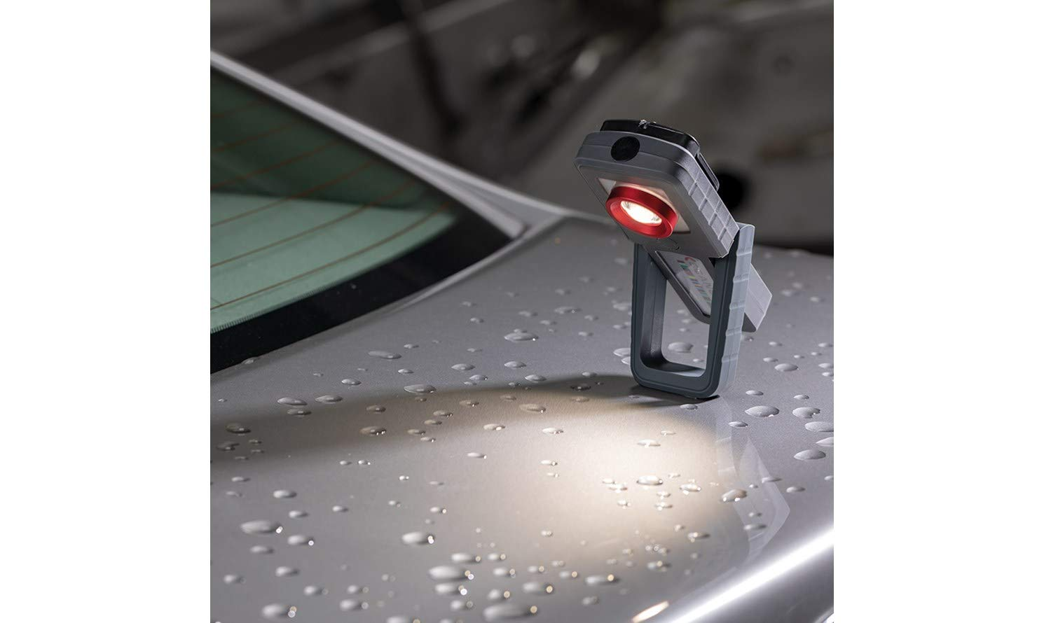 Scangrip New Professional Sunmatch 3, Rechargeable Work Light for Detailing and Color Match