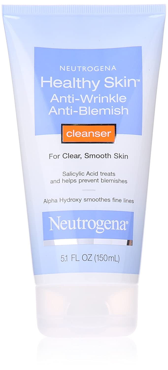 best face wash for acne Neutrogena Healthy