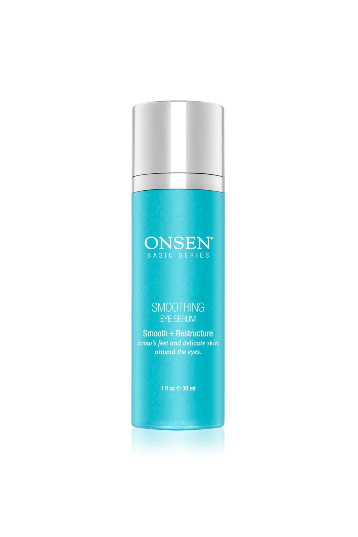 Onsen Secret Smoothing Eye Serum Professional Grade & High Performance Made in USA