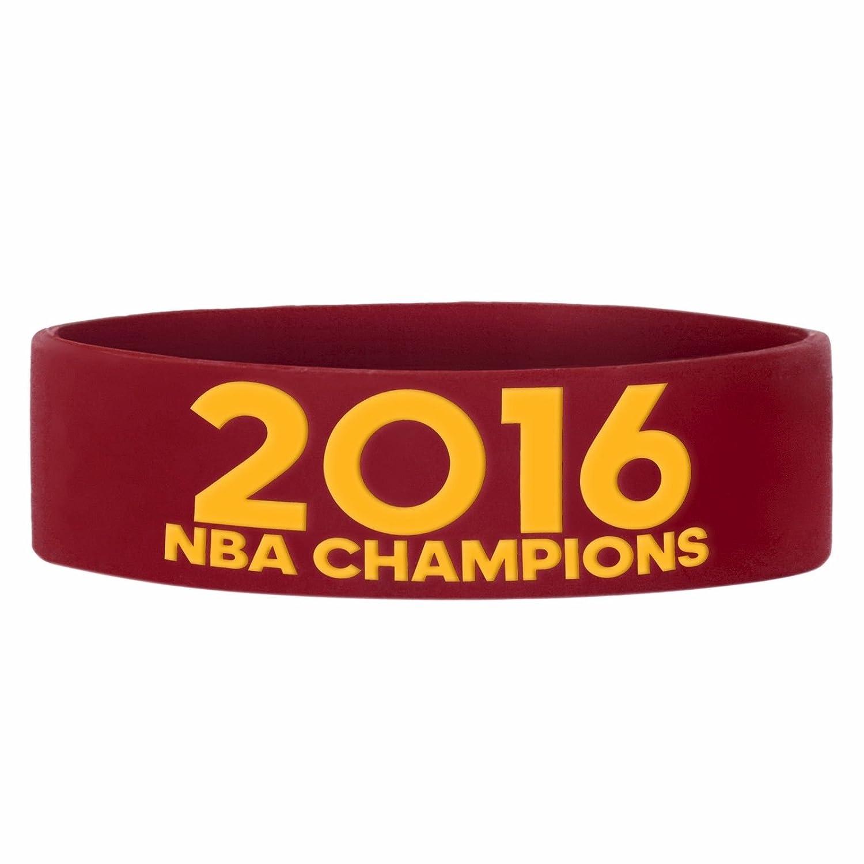 FOCO NBA Cleveland Cavaliers2016 NBA Champions Bulk Bandz Bracelet Cleveland Cavaliers One Size