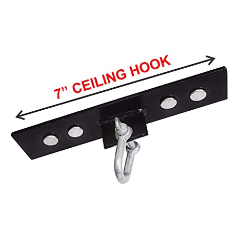 ULTRA FITNESS Heavy Duty Metal Ceiling Hook For Punchbag