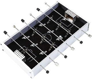 Mini table de football, jeu de football de table en intérieur et en extérieur