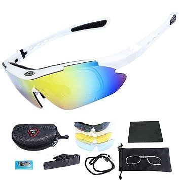 Deportivas gafas de sol polarizadas Ciclismo gafas – de críquet de tenis de pesca conducción Golf