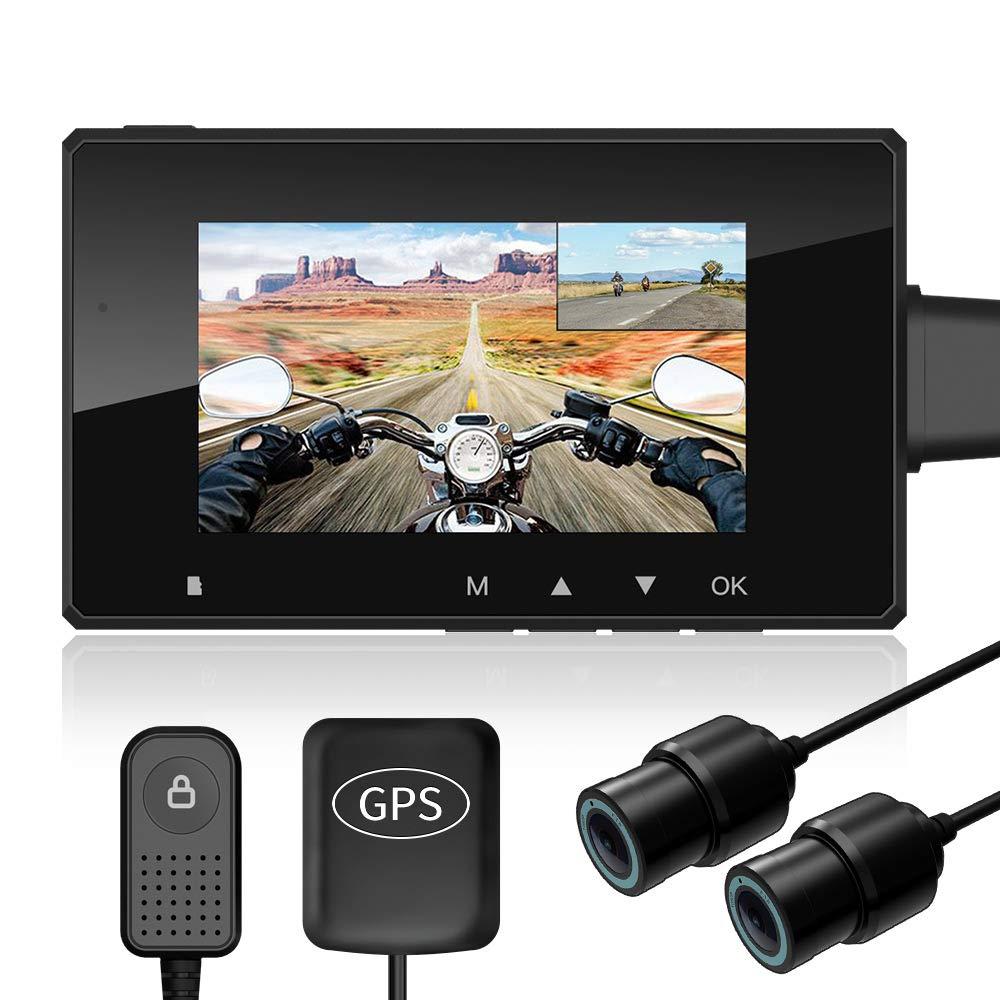 HaloCam M1 Motorcycle Recording Camera System