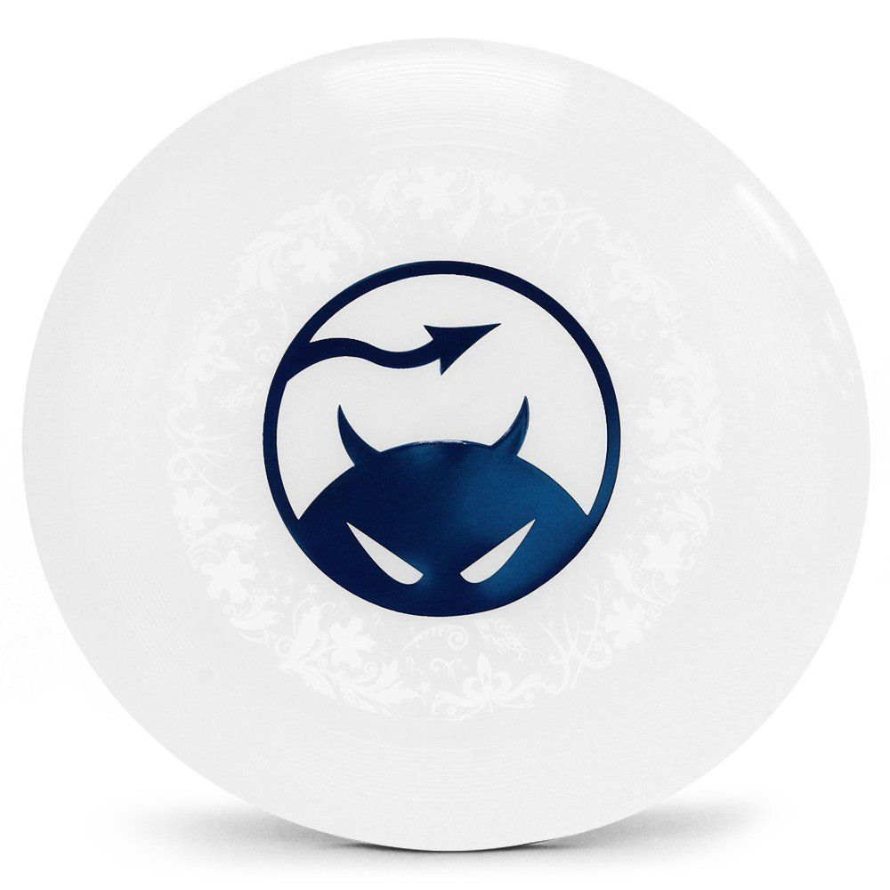 Daredevil Gamedisc Underprint Ultimate 175g Disc - Official Canadian Ultimate Disc - Clear w/ White Underprint