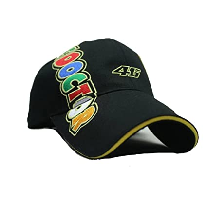 Valentino Rossi Gorra VR46 The Doctor Official Cap Team 2016 Moto ...