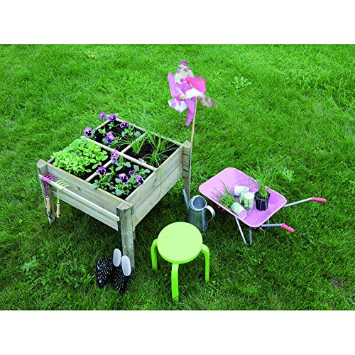 Mesa de cultivo infantil Kindy: Amazon.es: Jardín