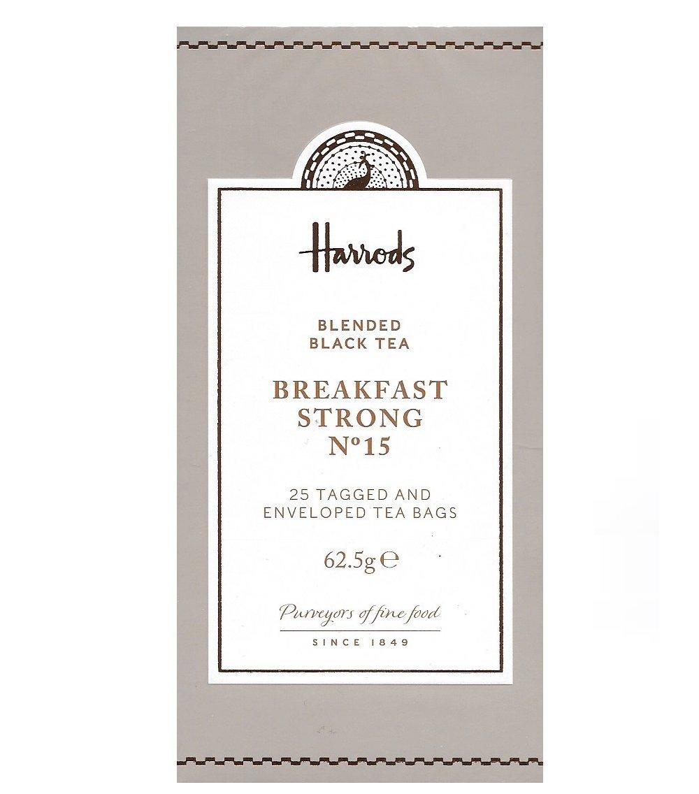 Harrods London. Bolsas de té de 2.20 oz (paquete de 1 unidad ...
