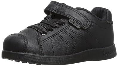 pediped Flex Jake Casual Sneaker (Toddler/Little Kid/Big Kid), Black