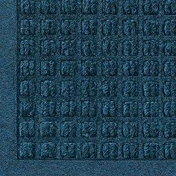 Andersen 280 WaterHog Fashion Polypropylene Fiber Entrance Indoor/Outdoor Floor Mat, SBR Rubber Backing, 8\' Length x 3\' Width, 3/8\