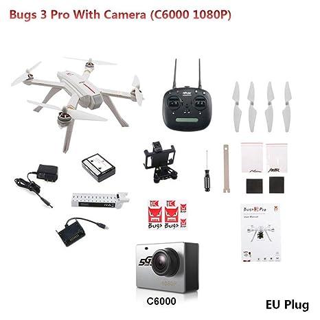 Mando a distancia Drone, MJX Bugs 3 Pro B3Pro Drone quadcopters ...
