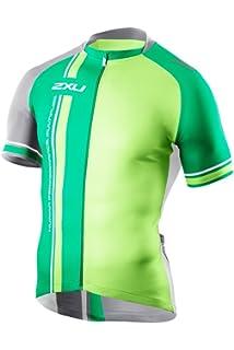 755df593b Amazon.com   2XU Men s Elite X Cycle Jersey
