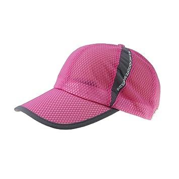 Gorra protección solar adultos anti-UV gorra béisbol protección solar snapback hombres/mujeres visera bordes amplios transpirable deporte viaje vacaciones ...