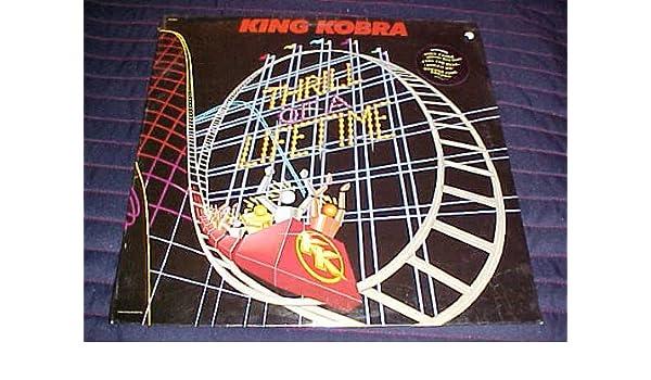 King Kobra - Thrill of A Lifetime by King Kobra Vinyl Record Album - Amazon.com Music