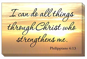 Image result for I can do all things in him who strengthens me Image