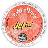 Coffee People Jet Fuel Dark Roast K-Cup Portion Pack for Keurig Brewers (Pack of 50) image