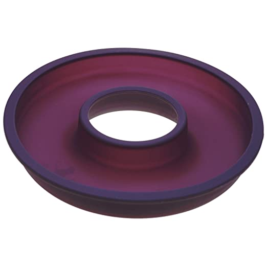 MI CASA Molde savarin silicona (25CM) Horno y microondas ...