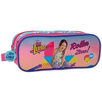 Soy Luna - Estuche portatodo Doble (Joumma 48542): Amazon.es ...