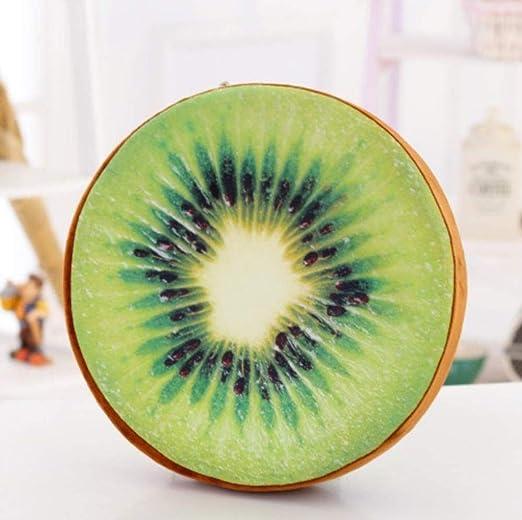 FCXBQ Cojín para el hogar Cojín Grande Creativo para Frutas ...