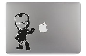 Ironman Klein Apple Macbook Air Pro Aufkleber Skin Amazon