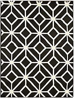 modern rug patterns. Black Moroccan Trellis 8x11 Area Rug Carpet Abstract Large New Modern Rugs 8x10 Clearance Under 100 Patterns Y