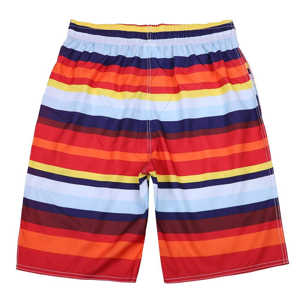 Cortos de Atletismo y Pantalones Deportivos de Malla de Nylon Pantalones Cortos Fitness Tallas Grandes Ba/ñadores Verano ZARLLE/_Pantalones Ba/ñador para Hombre