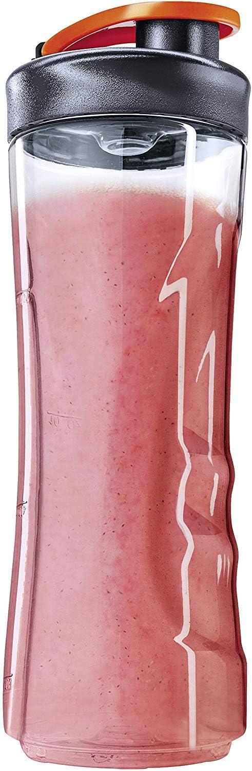 AEG ASBEB1Mini Blender Extra Tritan Bottle (Compatible with Mini Blender SB2400 / SB2500 / SB4PS) Pack of 1 (1 x 600 ml)