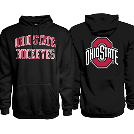 d0fc708d900 Amazon.com   Elite Fan Shop Ohio State Buckeyes Hoodie Sweatshirt ...