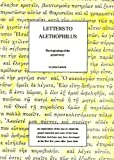 img - for Letters to Alethophilus book / textbook / text book
