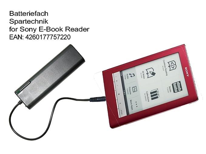 Spartechnik - Cargador de batería portátil para e-reader Sony PRS ...