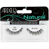 Ardell Fashion Lashes Natural Strip Lash, Black [120] 1 ea (Pack of 12)