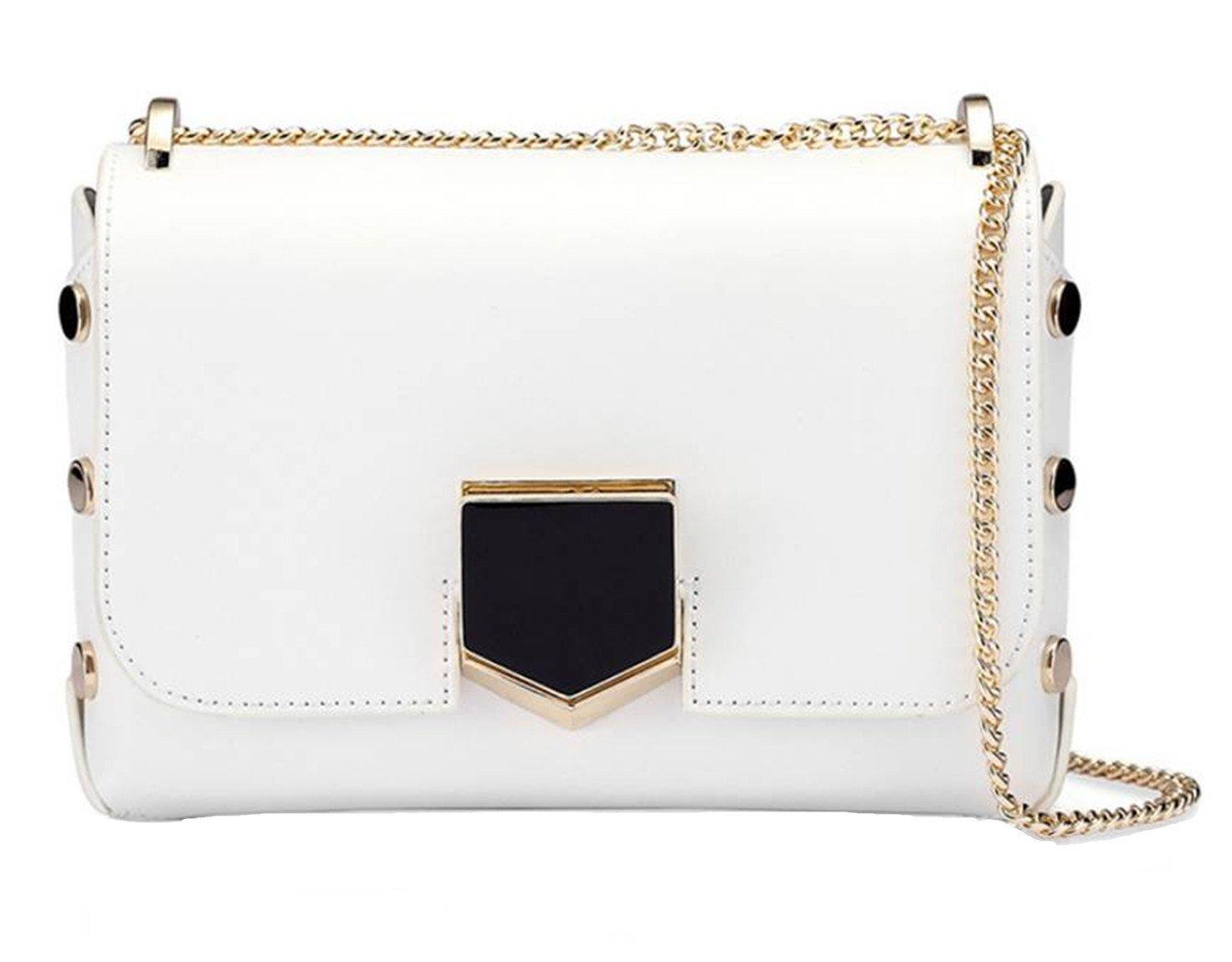 Women Single Shoulder Handbag New Personality Fashion Wild Buckle Packet Messenger Bag Small Square Bag