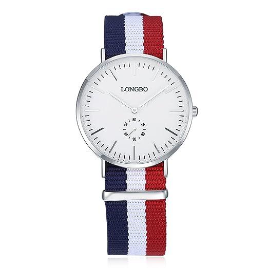 Plata marcas de relojes para mujer mujeres gesch?FTS de cuarzo de aleación Hardlex nuevo con umbauten aleación Analog 36 mm redondas: Amazon.es: Relojes