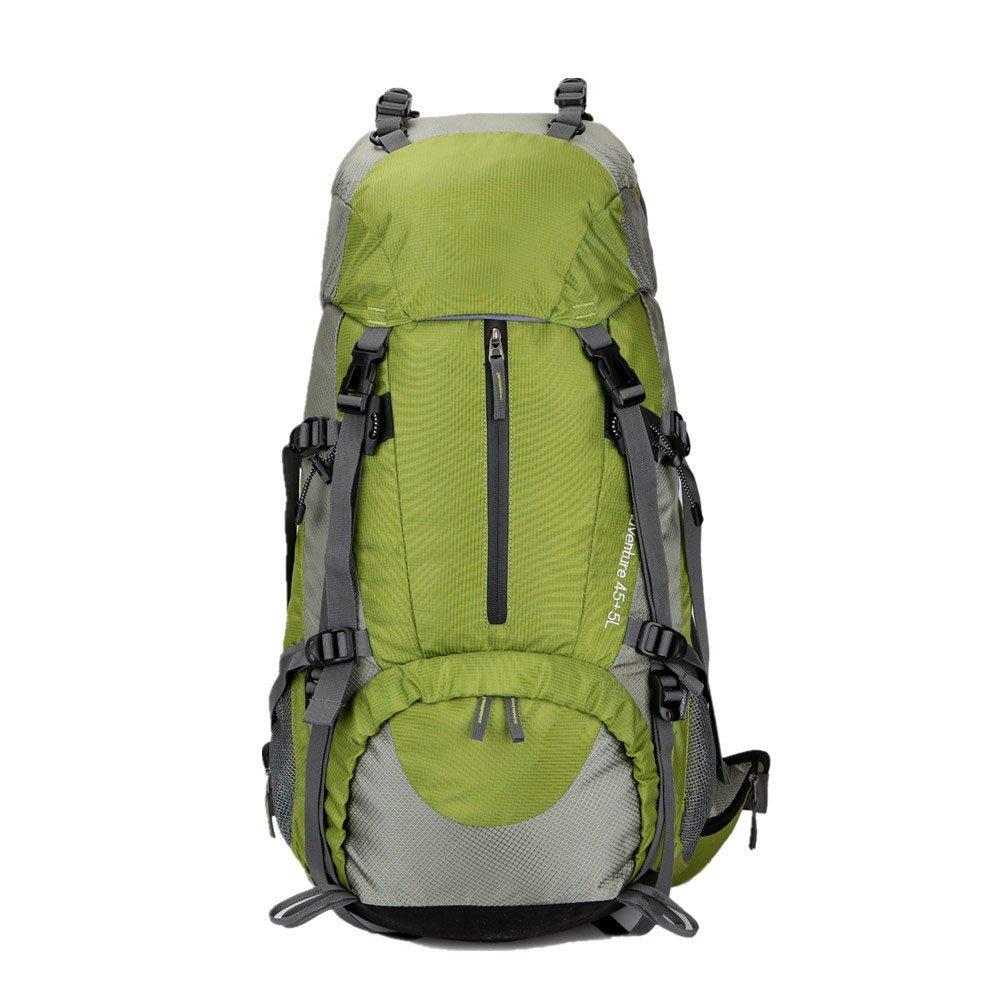 ユニセックス 屋外スポーツ大容量防水登山バッグ 軽量野外活動バッグ   B07QFKCF9P