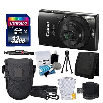 Amazon.com: Canon PowerShot ELPH 190 - Cámara digital ...