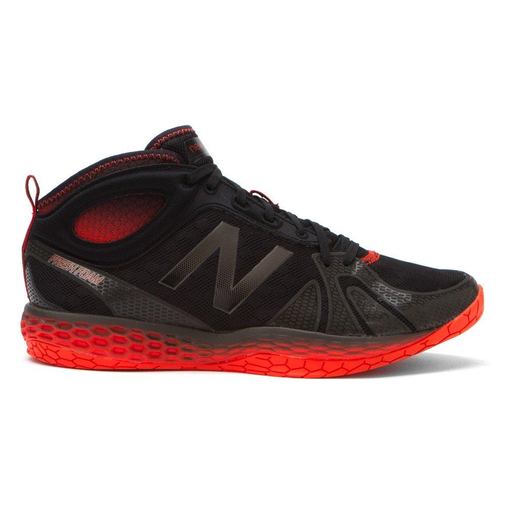 huge discount 3f7b5 26918 New Balance MT980 Fresh Foam Trail Shoe - Black/Red - Mens ...