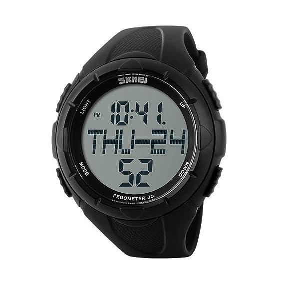 d667d7de54dd Skmei DG1122s - Reloj digital deportivo
