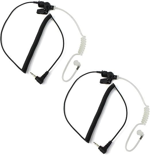 Retevis Security Schallschlauch 3 5mm In Ear Kopfhörer Elektronik