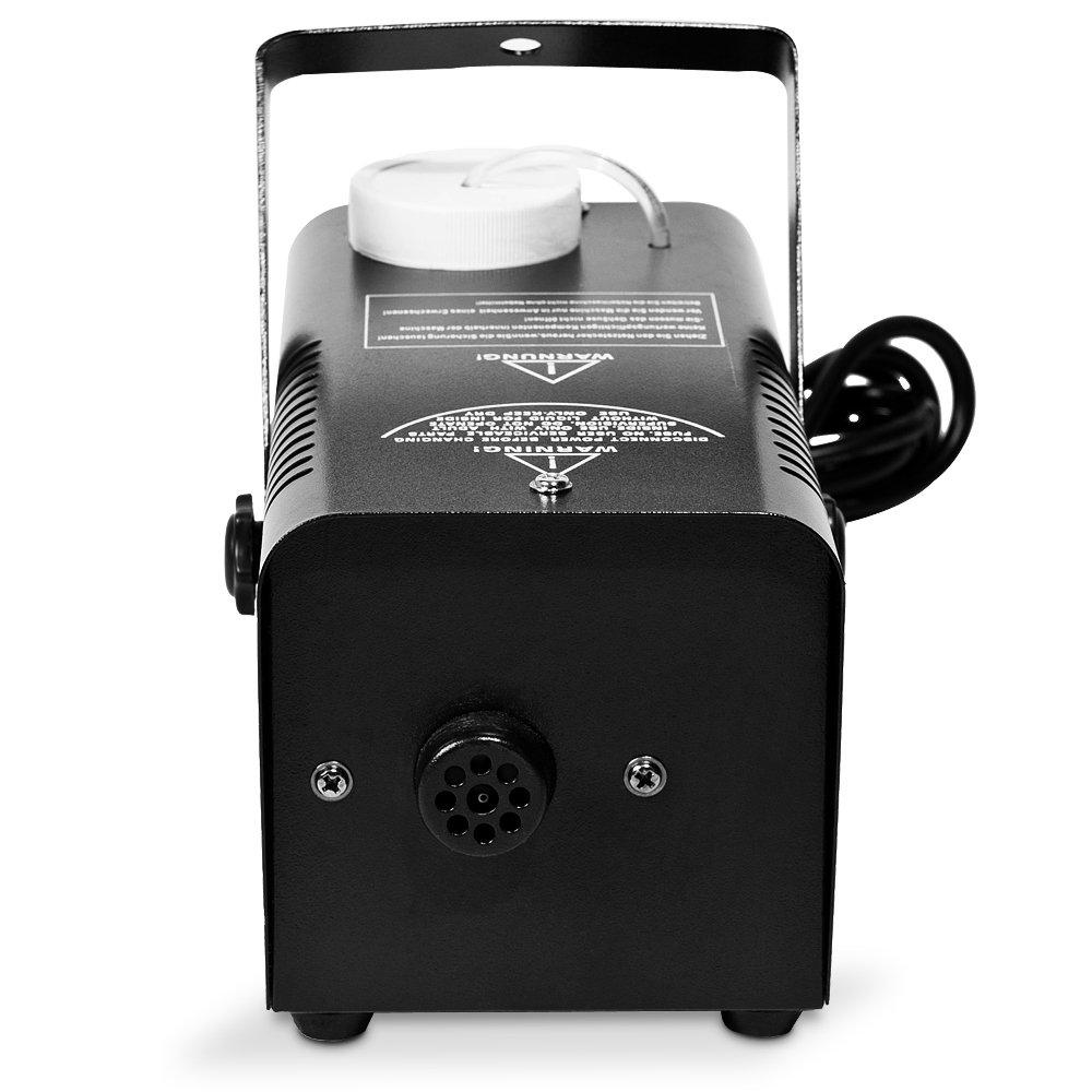 Machine /à fum/ée Brouillard Dj -Party T/él/écommande Effet Lumi/ère Fete Disco